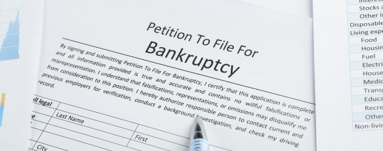 Petition to File for Bankrptcy