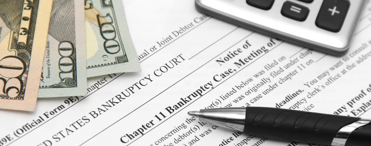 Bankruptcy Payment